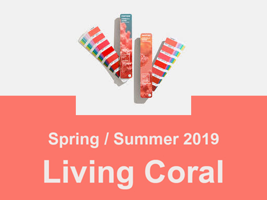 PANTONE 16-1546 Living Coral la calidez, el optimismo y la energía, Un color lleno de optimismo para decorar y dar un toque de alegría a tus estancias.